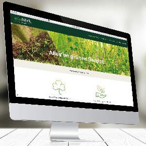 Grünfabrik – Web