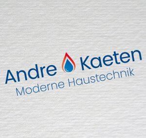 Andre Kaeten | Moderne Haustechnik CD