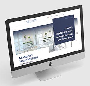 Andre Kaeten | Moderne Haustechnik